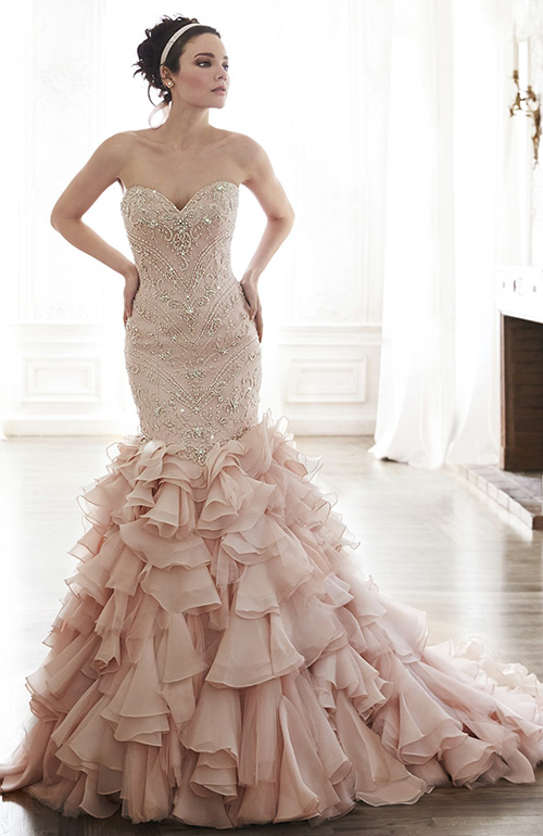 Maggie Sottero Dramatic Wedding Dress