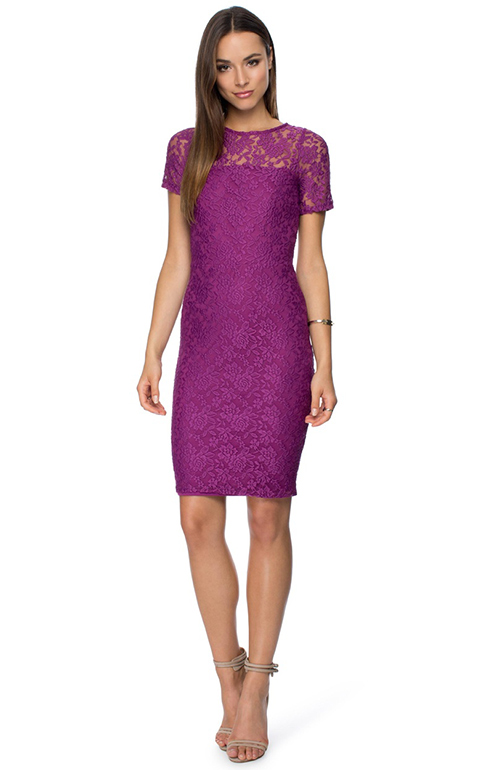 The Iconic Dorothy Perkins Lace Pencil Dress