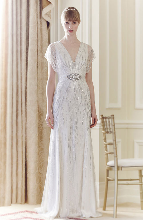 Jenny Packham Florence wedding gown