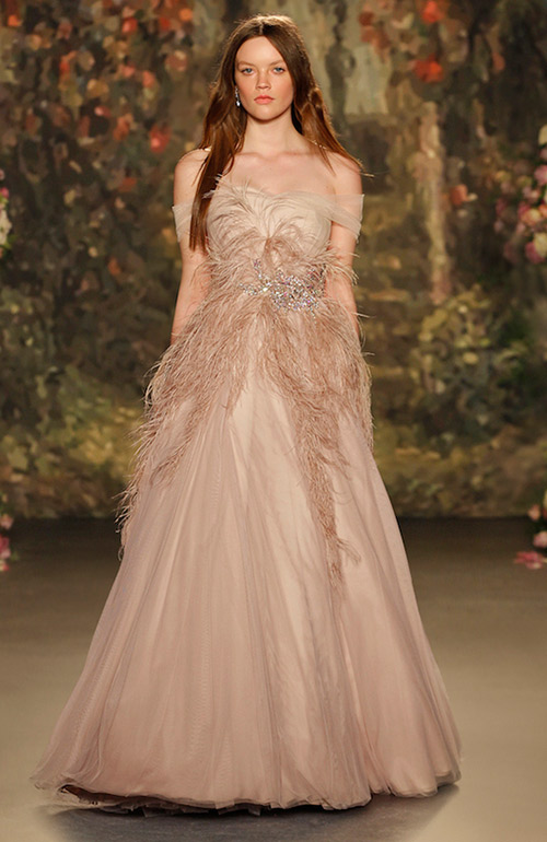 Jenny Packham 2016 Bridal Collection