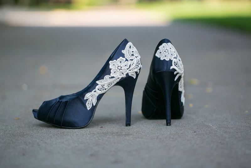 etsy bridesmaid gits heels
