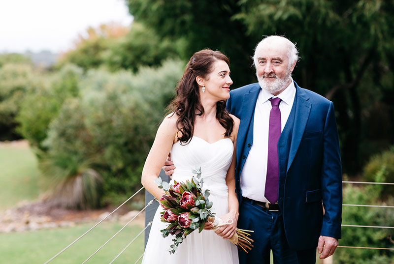 Aisling Conor Real Wedding
