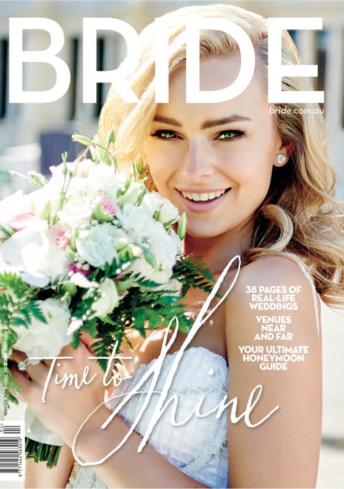 Bride Winter 2016