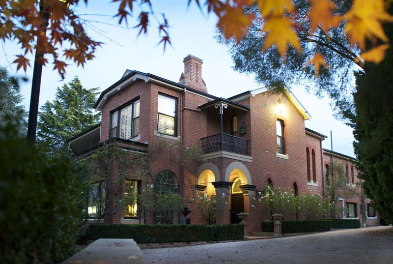 Mudgee Wedding Venue Bishops Court Estate
