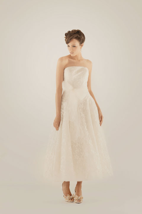 Karen Willis Holmes Vintage wedding dress