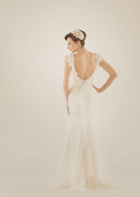Sherry Bridal Couture Vintage wedding dress