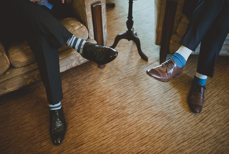Groom guide tailor-made suits