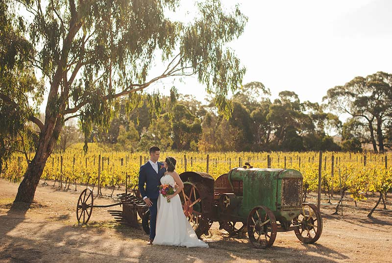 Gum Gully Farm wedding venue