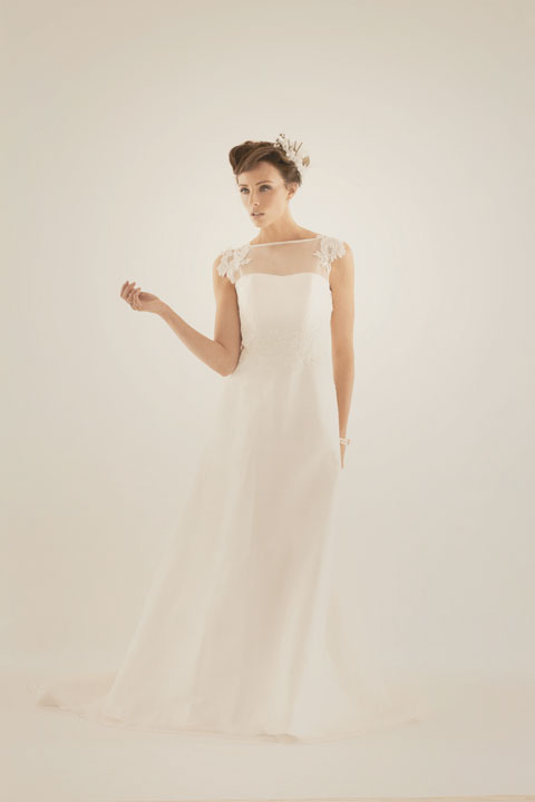 The Wedding Boutique Vintage Wedding dress
