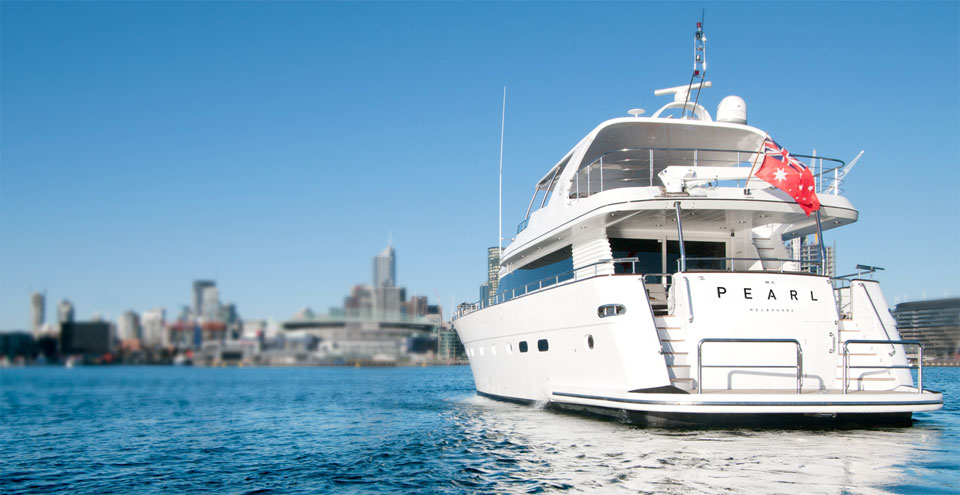YT Pearl Yachts in Melbourne