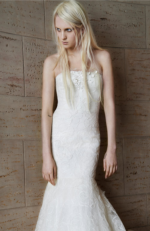 Vera Wang SS15 Olivia Dress
