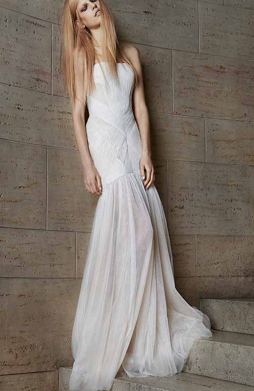 Vera Wang Olya Dress
