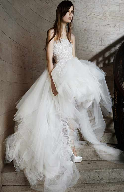 Vera Wang Ophelia Dress
