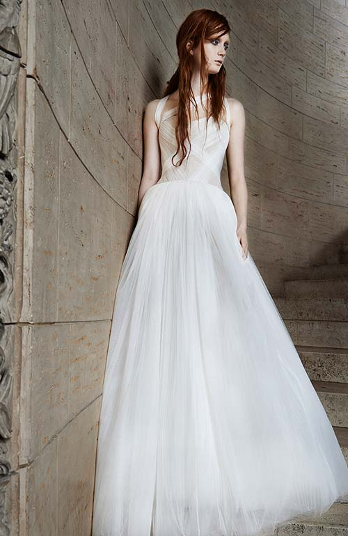 Vera Wang Ottilie Dress