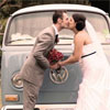 Arrive at your wedding in a Volkswagen Kombi